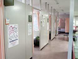 病院の雰囲気